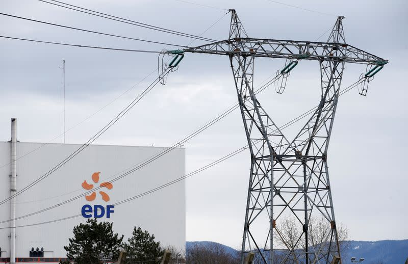 French EDF workers plan new strike against reorganisation on Dec. 17
