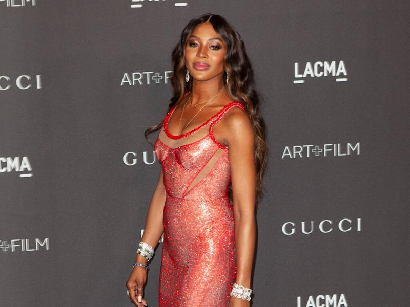 Naomi Campbell announces Fashion for Relief pop-up store