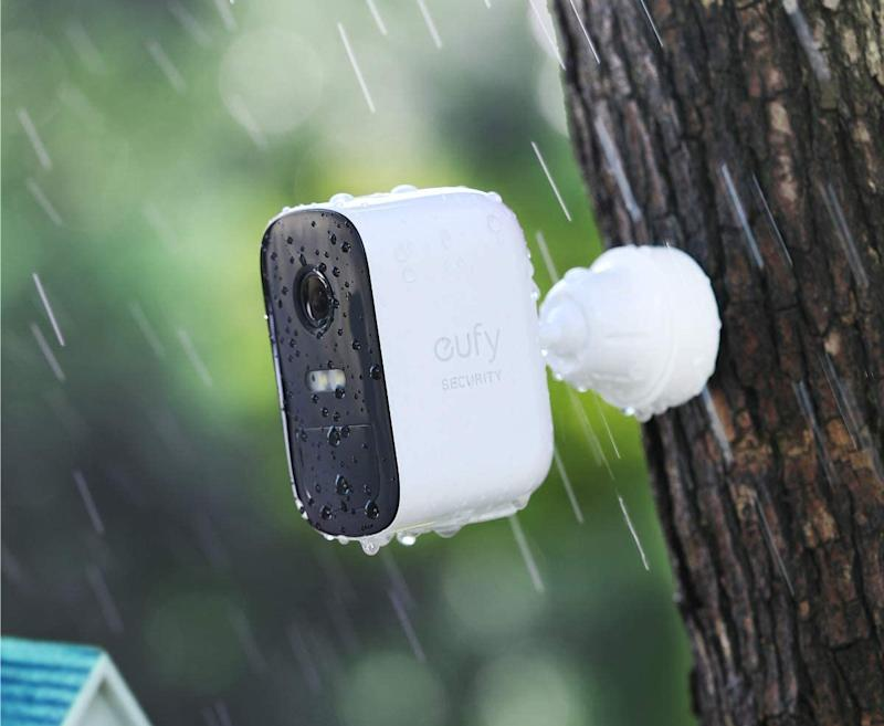 Save 15 percent on this eufy Security 2C two-cam kit. (Photo: Anker)