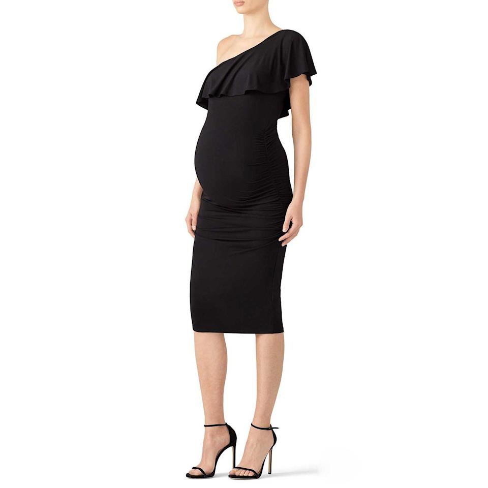 """<p><a class=""""link rapid-noclick-resp"""" href=""""https://go.redirectingat.com?id=74968X1596630&url=https%3A%2F%2Fwww.renttherunway.com%2Fmaternity&sref=https%3A%2F%2Fwww.goodhousekeeping.com%2Fchildrens-products%2Fg34481970%2Fbest-maternity-clothes%2F"""" rel=""""nofollow noopener"""" target=""""_blank"""" data-ylk=""""slk:SHOP NOW"""">SHOP NOW</a></p><p>If you have to wear a maternity dress to a one-time event like a wedding or fundraiser, renting your outfit is the easiest way to go. Rent The Runway is <strong>widely recognized as the <a href=""""https://www.goodhousekeeping.com/clothing/g31156814/best-clothing-subscription-boxes/"""" rel=""""nofollow noopener"""" target=""""_blank"""" data-ylk=""""slk:best clothing rental service"""" class=""""link rapid-noclick-resp"""">best clothing rental service</a> and offers an assortment of maternity styles for every formality. </strong>There are also rental maternity clothes for everyday use, which solves the problem of not wanting to wear the same outfits on repeat, but also not wanting to spend a lot on temporary clothing. Monthly memberships start at $69.</p>"""
