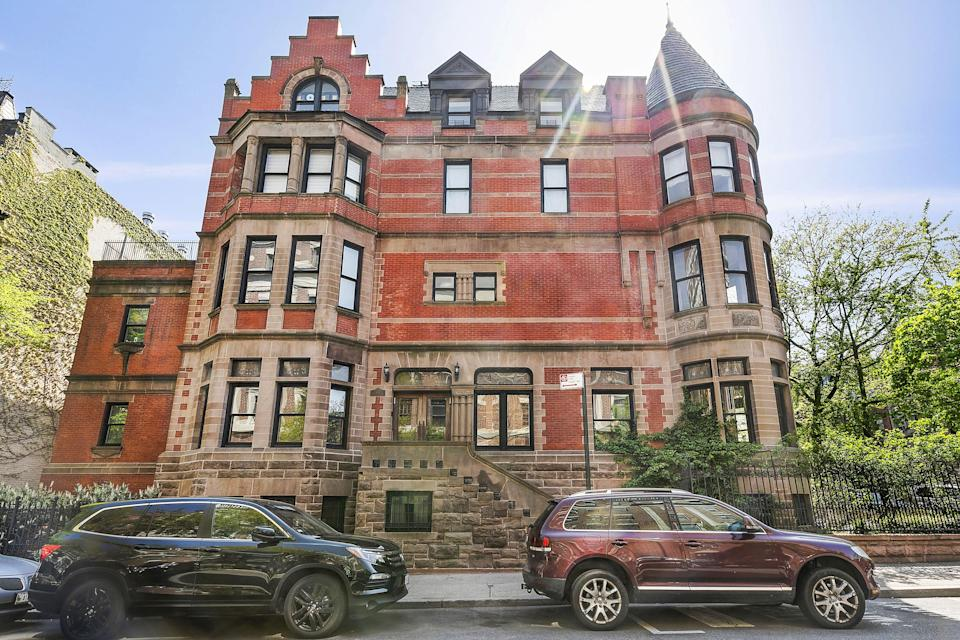 """<p>For the first time in decades, the mansion best known as the set of Wes Anderson's <em>The Royal Tenenbaums </em>is on the market. The 2001 film—starring Gene Hackman, Gwyneth Paltrow, Ben Stiller, Anjelica Huston, and more—is beloved not only for its captivating storyline, but for the sprawling 19th-century backdrop. Located in New York City's Hamilton Heights, the home was built in 1899 and designed by Adolph Hoak. The 6,000 square-foot Flemish Revival mansion's storied pedigree actually predates its appearance on the big screen, however. According to the listing, the home originally belonged to U.S. attorney Charles H. Tuttle—the Republican nominee for Governor of New York in the election against Franklin D. Roosevelt.</p><p>While <em>The Royal Tenenbaums </em>showcases the spectacularity of the home to an extent (Anderson's signature aesthetic certainly helped), a look inside the newly-listed mansion offers fans of the film a whole new perspective. And if you've got $20,000 a month to spare, perhaps a potential new pad. Take a look inside the home, which is <a href=""""https://www.compass.com/listing/339-convent-avenue-manhattan-ny-10031/779665403154702257/"""" rel=""""nofollow noopener"""" target=""""_blank"""" data-ylk=""""slk:listed by Spencer Means and Paolo Sciarra of Compass"""" class=""""link rapid-noclick-resp"""">listed by Spencer Means and Paolo Sciarra of Compass</a>, below.</p>"""