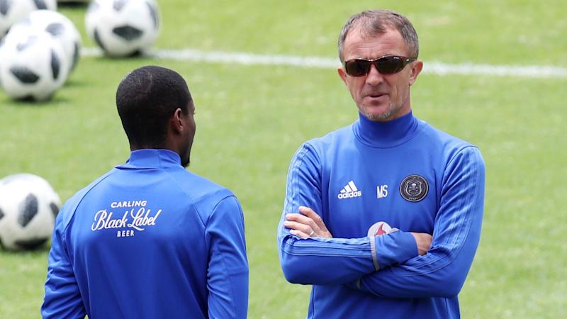 Milutin Sredojevic: Asavela Mbekile and Abel Mabaso will be considered for Caf Champions League matches