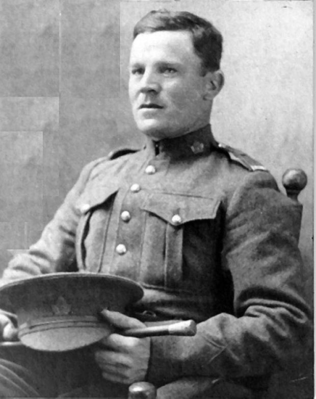 Enigma Of Canada S Most Decorated Ww I Army Soldier Endures