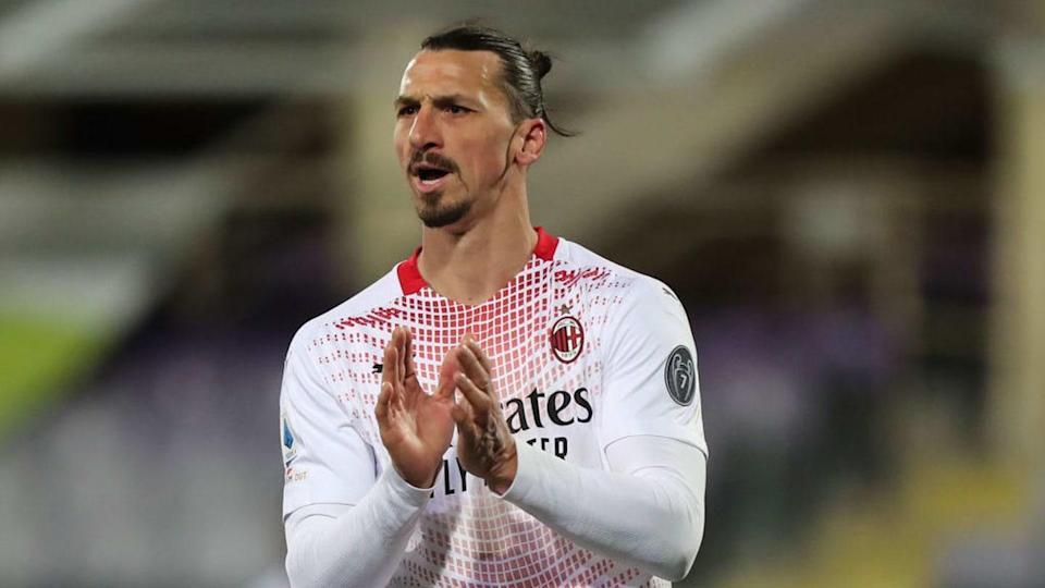 Ibrahimovic | Gabriele Maltinti/Getty Images