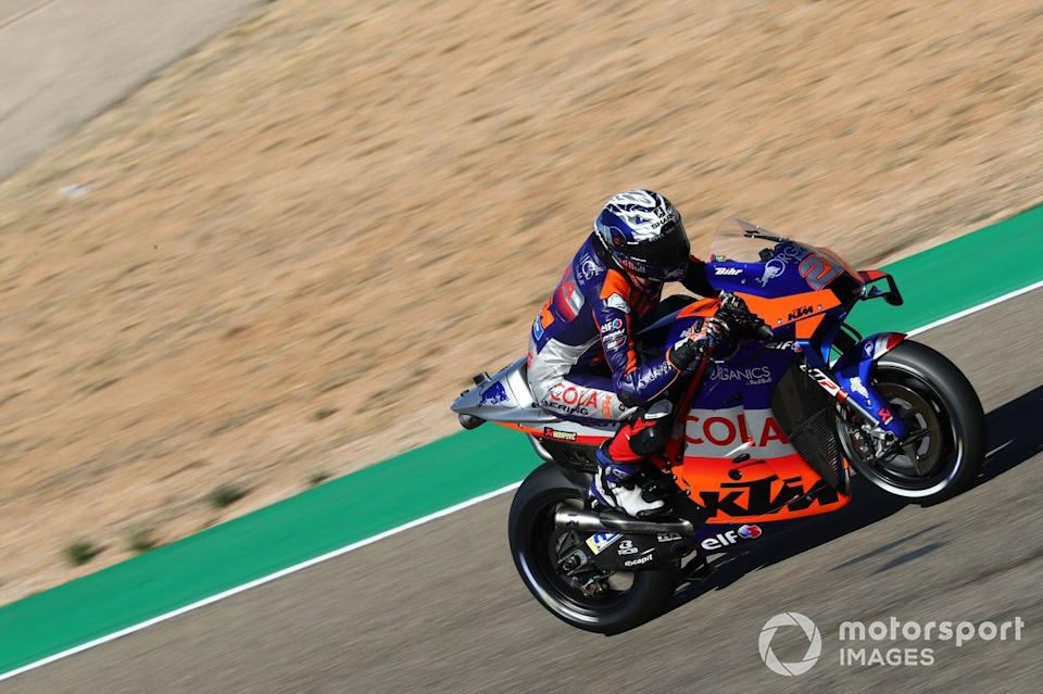 """Iker Lecuona, Red Bull KTM Tech 3 <span class=""""copyright"""">Gold and Goose / Motorsport Images</span>"""