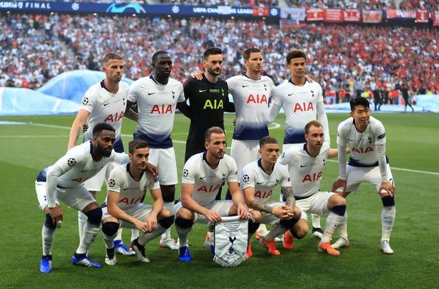 Tottenham reached the Champions League final in 2019