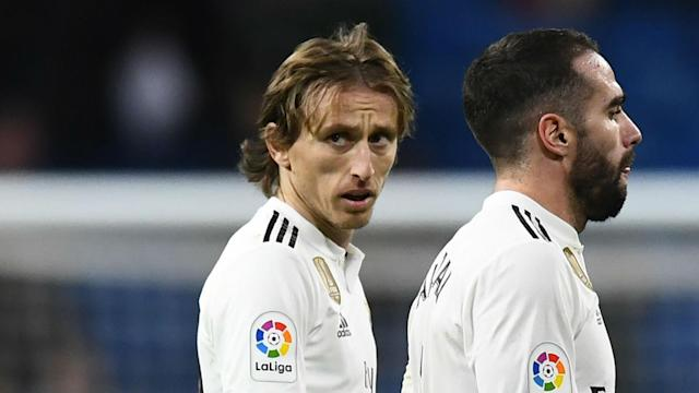 The Blancos midfielder was among those left to try and pick the bones out of another adject performance which delivered a 2-0 defeat to Real Sociedad