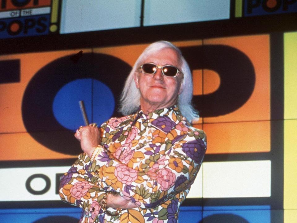 A report found that 117 witnesses who had worked at the BBC 'heard rumours of Savile's activitiesRex Features