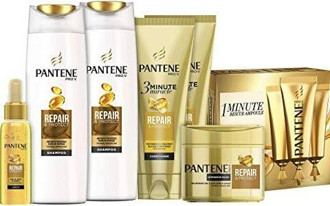 Pantene Pro-V 3 Months Hair Repair Treatment Set