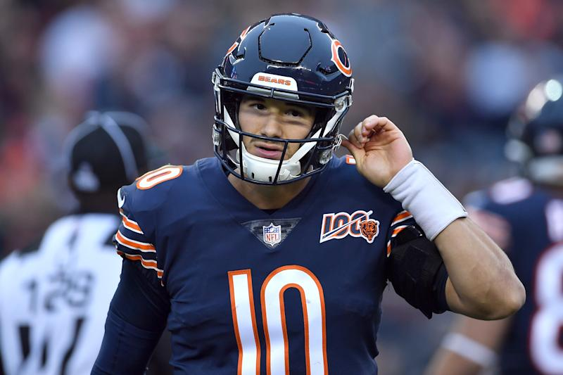After yet another rough outing, Mitch Trubisky is still keeping his same sense of urgency heading into a crucial matchup against the Chargers.