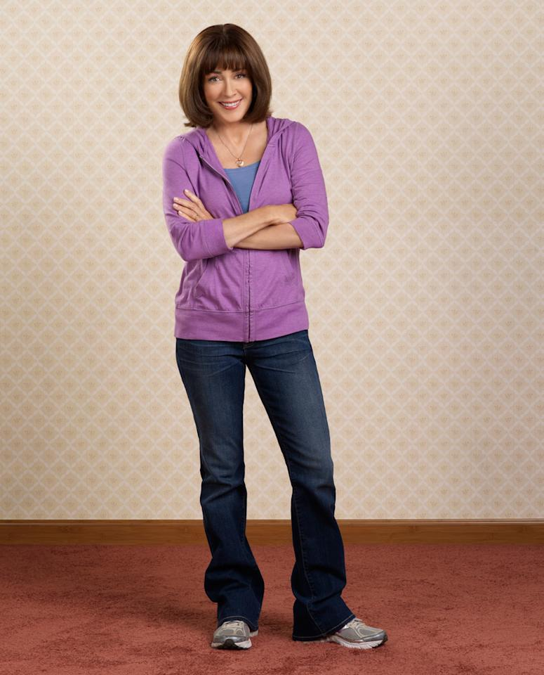 "Patricia Heaton, ""The Middle"""