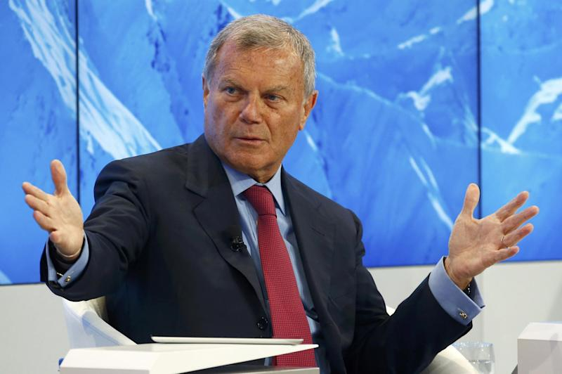 Sir Martin Sorrell has resigned from advertising giant WPP: REUTERS