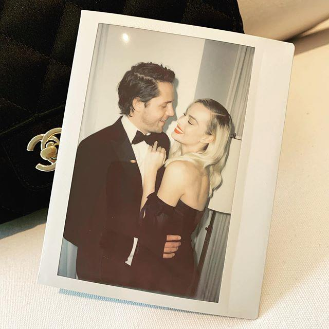 "<p>Margot shared a <a href=""https://www.elle.com/uk/life-and-culture/culture/a30841570/margot-robbie-tom-ackerley-oscars/"" target=""_blank"">sweet polaroid of her and her husband Tom</a> at the awards.</p><p><a href=""https://www.instagram.com/p/B8XZJNsDnrC/"">See the original post on Instagram</a></p>"