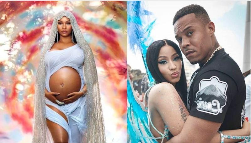 Nicki Minaj Gives Birth To First Child With Husband Kenneth Petty