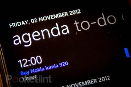Nokia Lumia 920 release date UK: 2 November