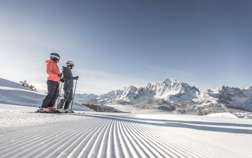 Skiers may have no quarantine-free options this winter