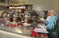 """<p>During the same launch window as Mars 2020, this collaboration between the ESA and Roscosmos aims to discover if life ever existed on the red planet. This plan has already been set in motion—in 2016, the Trace Gas Orbiter (TGO) was launched in order to determine if there's methane or other gases present on Mars and 2017's ExoMars Lander was sent as a vanguard for the eventual rover, but it crashed into the <a href=""""https://www.popularmechanics.com/space/moon-mars/a23445/esa-mars-lander/"""" rel=""""nofollow noopener"""" target=""""_blank"""" data-ylk=""""slk:Red Planet's surface"""" class=""""link rapid-noclick-resp"""">Red Planet's surface</a>.</p>"""