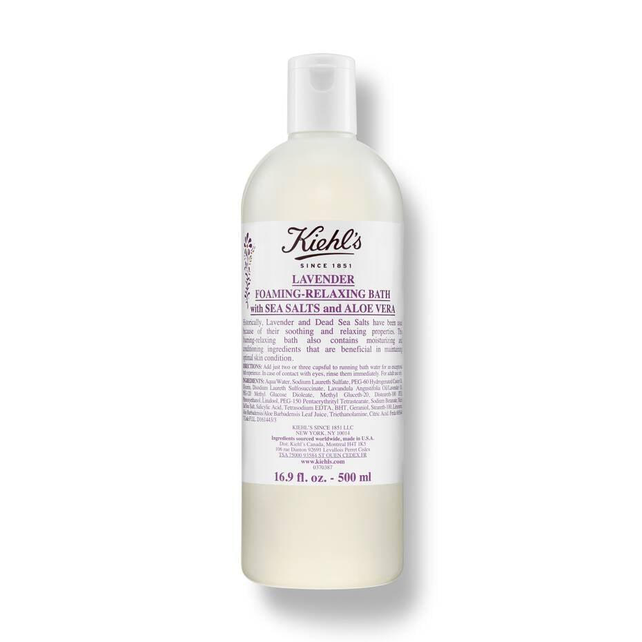 <p>There's nothing quite as soothing as a bubble bath, am I right? This <span>Kiehl's Lavender Foaming-Relaxing Bath</span> ($30) is a decadent foaming experience that'll leave you feeling calm and relaxed.</p>