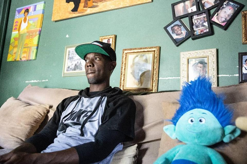 For West Charlotte resident Marquis Miller, the main barrier to getting vaccinated is transportation.