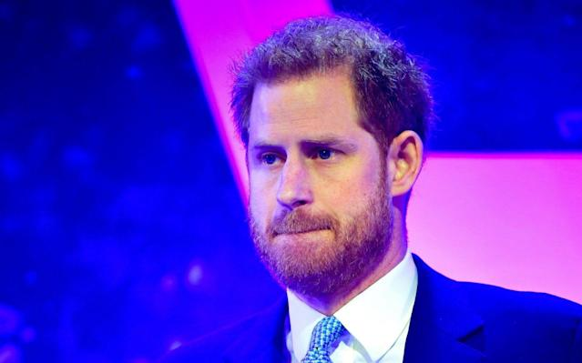 Prince Harry - Getty Images Europe