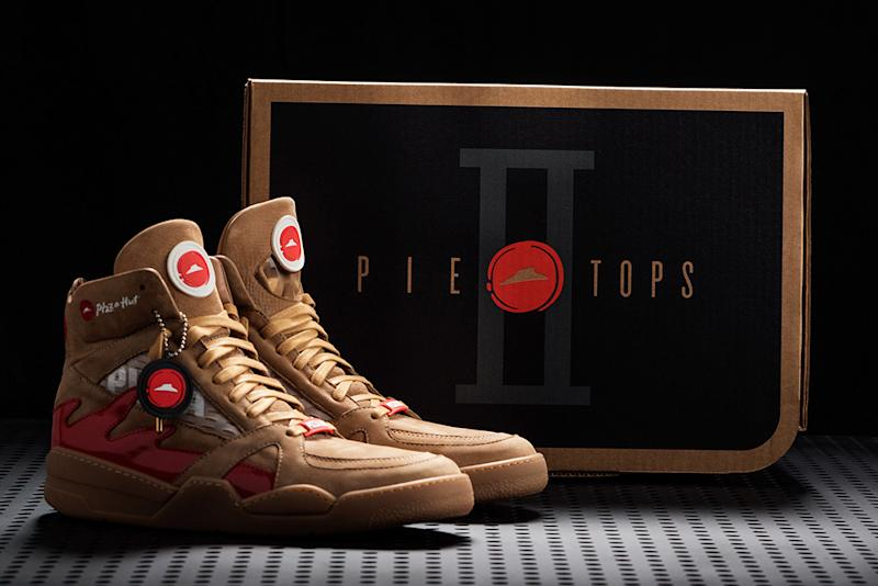 super popular eb524 739e5 4 Times Sneaker Brands Partnered With Fast-Food Chains on Mouthwatering  Collabs