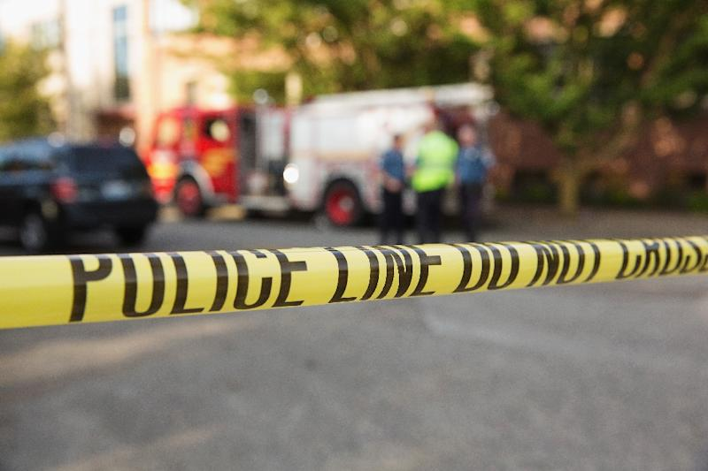 Police found five people shot dead in a home in Arizona after being alerted by a visitor
