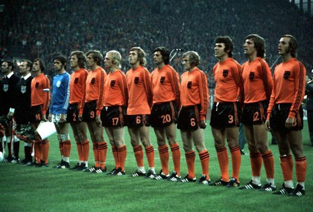 Holanda (Foto de Bob Thomas/Getty Images).