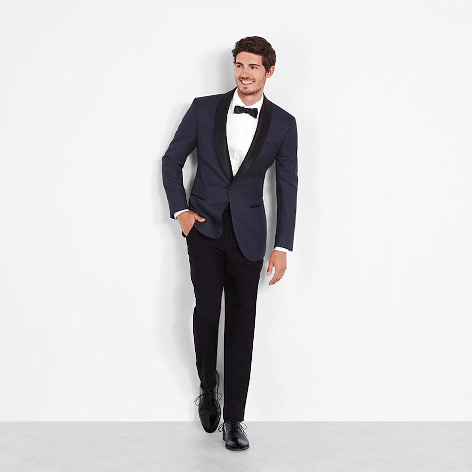 Finally, A Prom Tux Rental That\'s Actually Chic