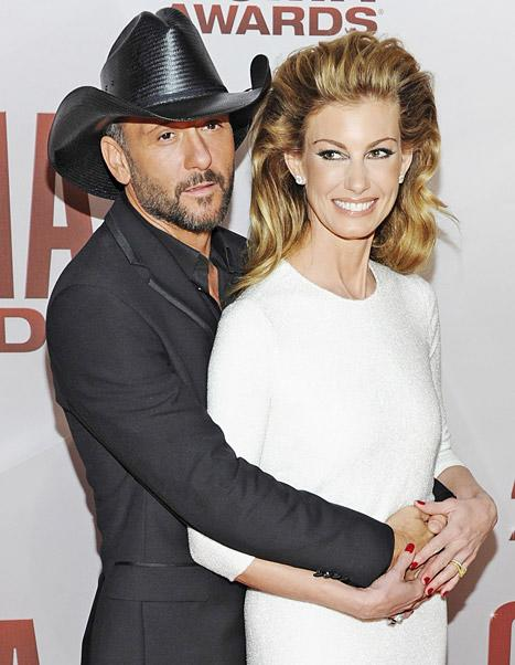 Faith Hill Shares Her Secrets to a Happy Marriage