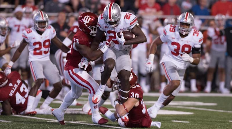How To Watch Ohio State Vs Indiana Live Stream TV Channel Time