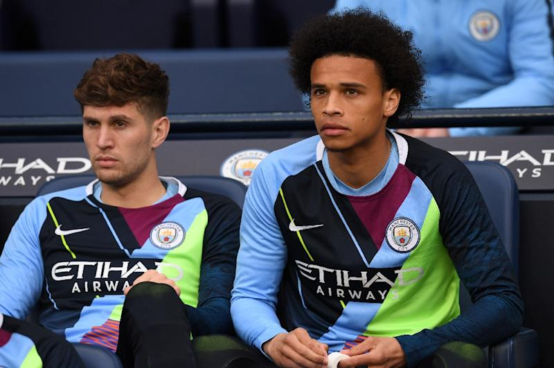 Leroy Sane has been heavily linked with a move to Bayern Munich