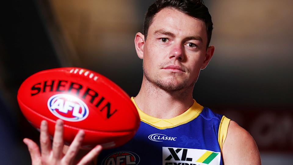Lachie Neale reaffirmed his commitment to the Brisbane Lions after a brief trade saga following their season ending semi-final loss. (Photo by Chris Hyde/Getty Images)