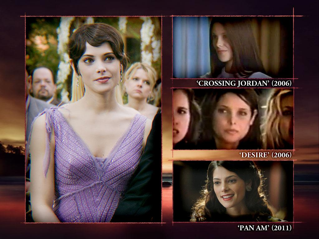 "<b>Ashley Greene (Alice Cullen)</b><br><br>Ashley's biggest break came when she scored the role of perky lady-vamp Alice Cullen in ""The Twilight Saga,"" but she'd had lots of little breaks on TV. Ashley's first accredited role was as Ann Rappaport on ""<a>Crossing Jordan</a>"" (2006). It wasn't long before she landed in the sexy stilettos of Renata on MyNetworkTV's hot n' heavy (but short-lived) drama, ""<a>Desire</a>"" (2006) -- and then booked guest-starring appearance as Natalie Faber on CBS's ""<a>Shark</a>"" (2008). Since her theatrical debut as Alice Cullen, Ashley returned to the small screen in ABC's ""<a href=""http://tv.yahoo.com/pan-am/show/47406"">Pan Am</a>"" (2011) before that series was permanently grounded."