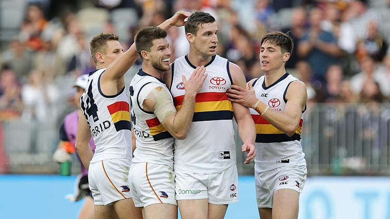The Crows will be missing two injured players. Pic: Getty