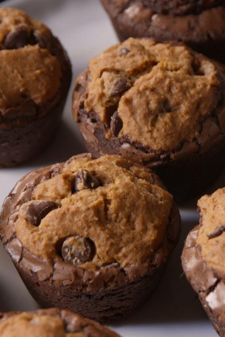 """<p>Pumpkin season only comes once a year, so why should you have to choose between brownies and cookies?</p><p>Get the recipe from <a href=""""https://www.delish.com/cooking/recipe-ideas/recipes/a49648/pumpkin-brookies-recipe/"""" rel=""""nofollow noopener"""" target=""""_blank"""" data-ylk=""""slk:Delish"""" class=""""link rapid-noclick-resp"""">Delish</a>. </p>"""