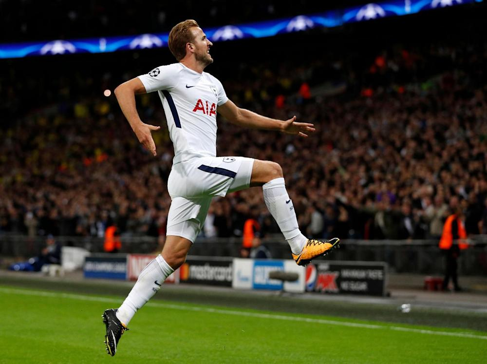 Kane struck a second as Spurs dominated (Getty)