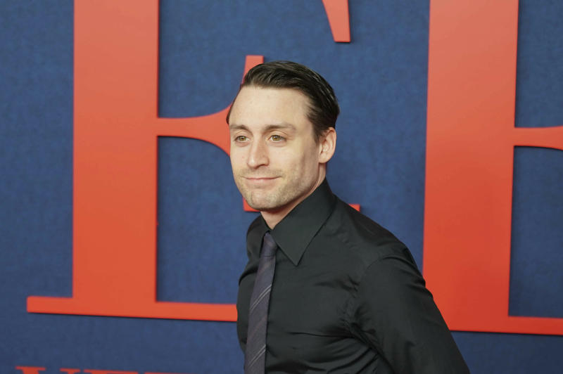 "Photo by: John Nacion/STAR MAX/IPx 2019 3/26/19 Kieran Culkin at the ""Veep"" Season 7 Premiere in New York City."