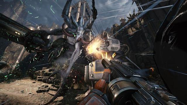 Evolve gets bigger with four new Hunters, new modes and an