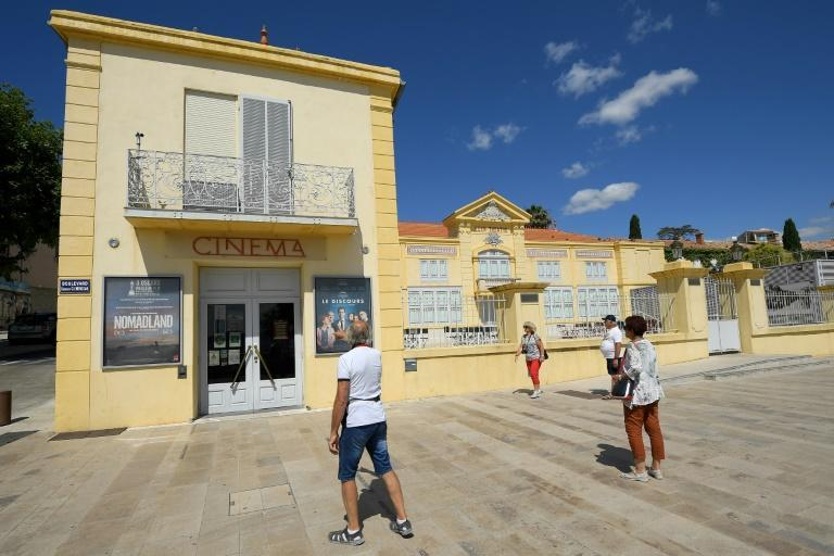 The Eden Theatre in La Ciotat, southern France, had its first public screening 122 years ago.