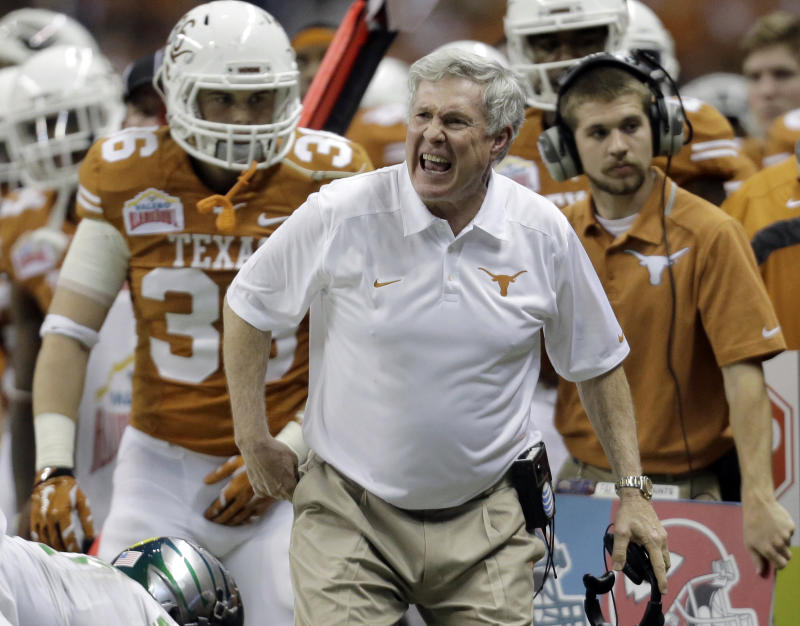 UNC announces Mack Brown's return as head football coach