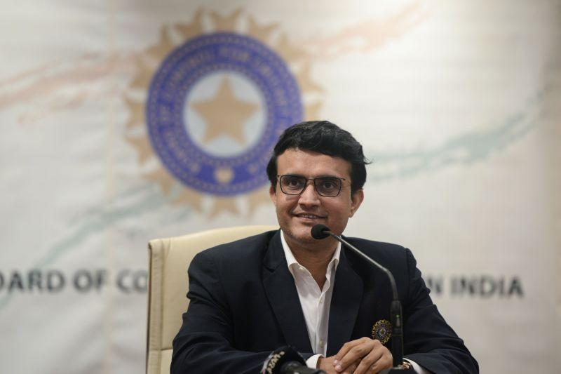 Sourav Ganguly was elected BCCI President on October 23, 2019