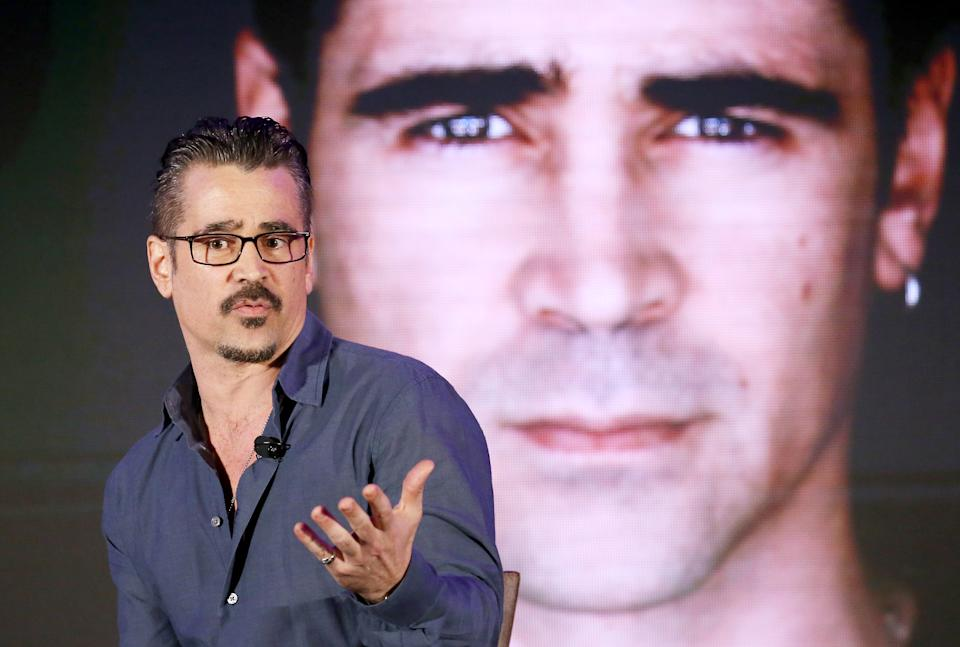 Colin Farrell. (Photo by Michael Tran/Getty Images)
