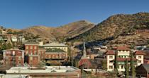 "<p>You can't help but expand your horizons in Bisbee, a town that happily embraces the arts and a generally free-spirited vibe. Local artists display their works at the many galleries in town and can be found teaching open workshops at <a href=""http://www.bisbeecraftschool.org/"" rel=""nofollow noopener"" target=""_blank"" data-ylk=""slk:Bisbee Craft School"" class=""link rapid-noclick-resp"">Bisbee Craft School</a>.</p><p><a href=""https://www.housebeautiful.com/room-decorating/outdoor-ideas/g2614/she-sheds-ideas/"" rel=""nofollow noopener"" target=""_blank"" data-ylk=""slk:Expand your hobby space with these projects »"" class=""link rapid-noclick-resp""><em>Expand your hobby space with these projects »</em></a></p>"