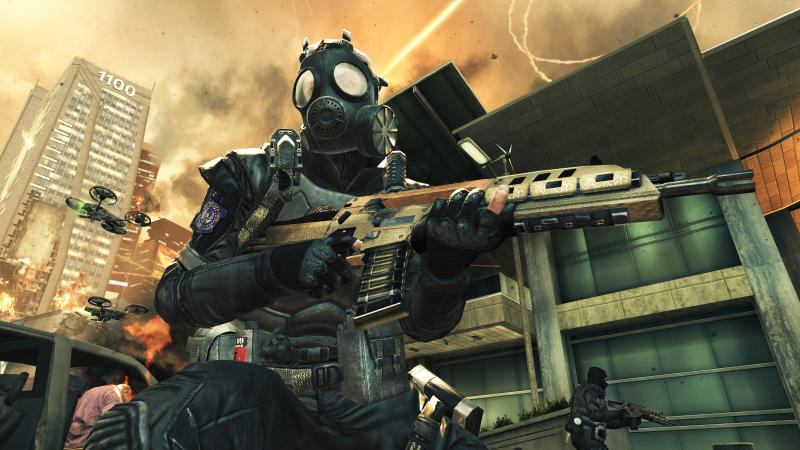 Review: Choices lift latest 'Call of Duty'