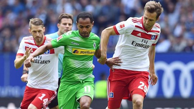 Bundesliga outfit Hamburg have been relegated from Germany's top flight for the first time in their history despite a 2-1 win over Borussia Moenchengladbach. The club has been in the Bundesliga since its inception and the relegation brings an end to their proud 55-season run in Germany's top flight. Hamburg have won the Bundesliga 6 times.