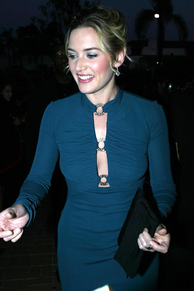 The actress in 2004 (Photo: Ana Elisa Fuentes/Getty Images)