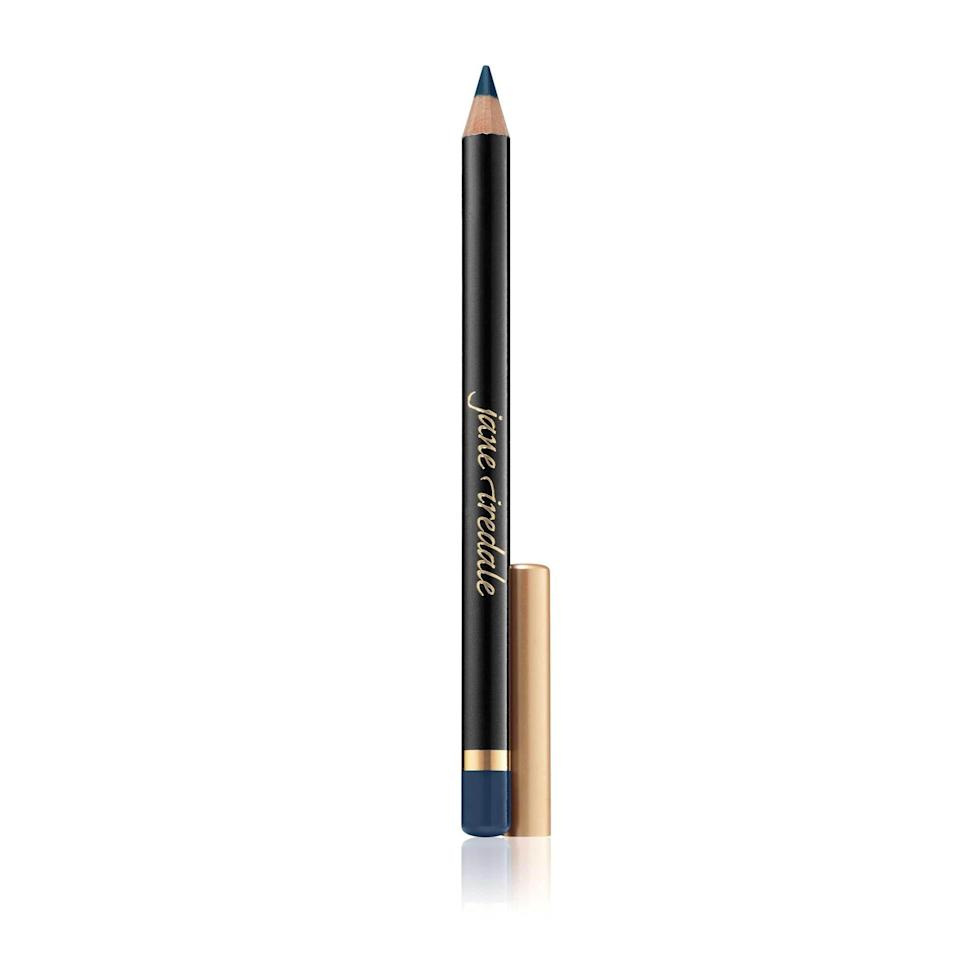 """<p><strong>jane iredale</strong></p><p>amazon.com</p><p><strong>$17.00</strong></p><p><a href=""""https://www.amazon.com/dp/B001CWH72E?tag=syn-yahoo-20&ascsubtag=%5Bartid%7C10072.g.36789682%5Bsrc%7Cyahoo-us"""" rel=""""nofollow noopener"""" target=""""_blank"""" data-ylk=""""slk:Shop Now"""" class=""""link rapid-noclick-resp"""">Shop Now</a></p><p>This animal and earth-friendly eyeliner is so smooth and easy to blend out, if that's your thing. </p>"""
