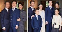 <p>15-year-old Prince Christian of Denmark is officially taller than dad Frederik in these gorgeous family photos released to mark his confirmation. Photo: Instagram/detdanskekongehus</p>