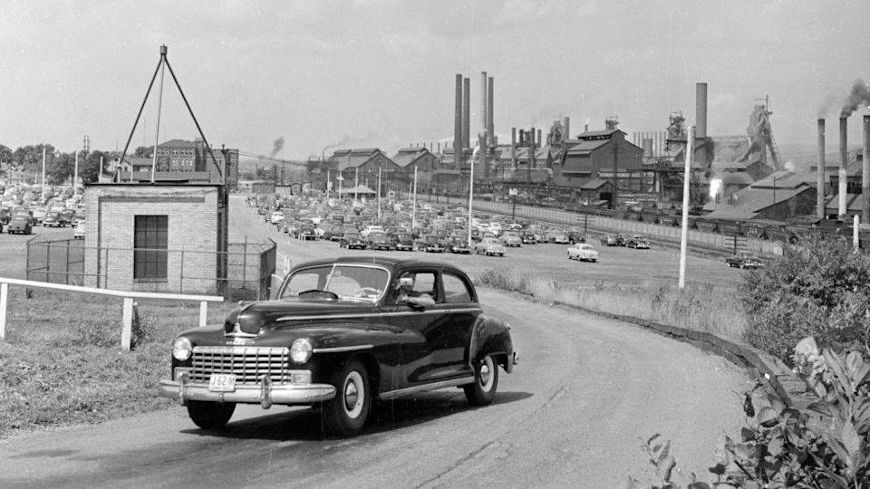 Youngstown nos anos 1950