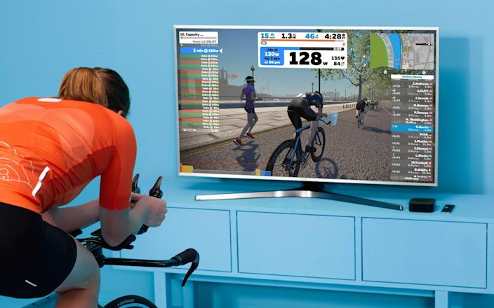 The virtual cycling and running company is set for a massive expansion - Zwift/Zwift
